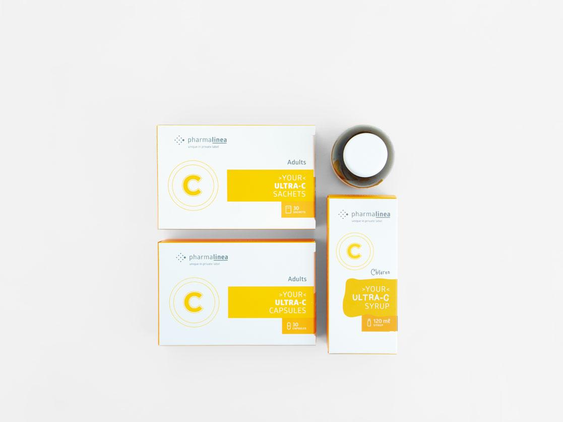 private label supplements vitamin c