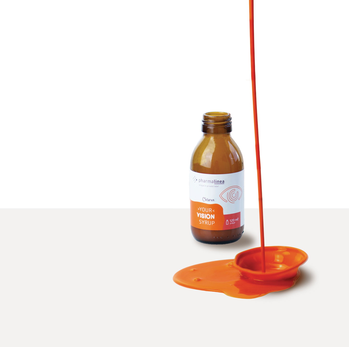 your vision syrup hero